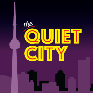 The Quiet City podcast logo